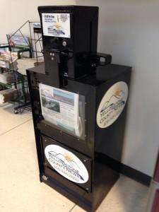 Newspaper Dispenser -2