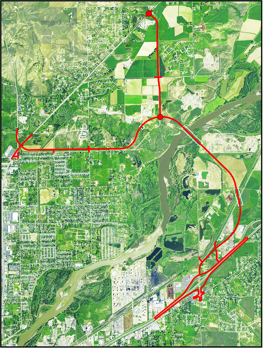 Billings Bypass construction to begin as soon as 2019